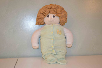 Curly Top Doll